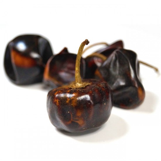 Chili - Cascabel - 50 Seeds - Rattle Chili - Capsicum Annuum