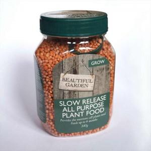 Slow Release Plant Food - 340g - Fertilizer NPK 13 13 13