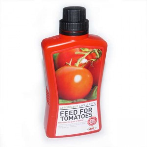 Tomato Plant Food Concentrate Feed Fertilizer 600ml Solution NPK 2 - 2.5 - 4.5